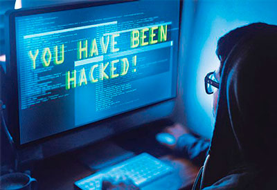 Fear of being hacked