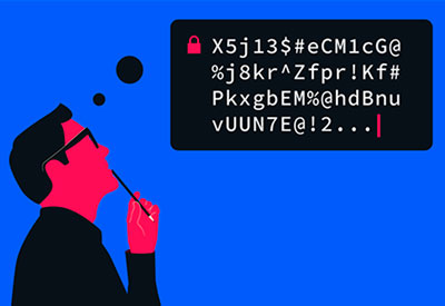 Powerful password generator