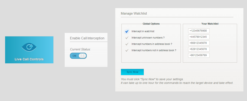 setting-up-flexispys-live-call-intercept-feature-screenshot