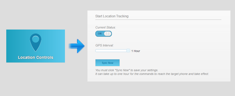turning-on-flexispy-location-tracking-screenshot