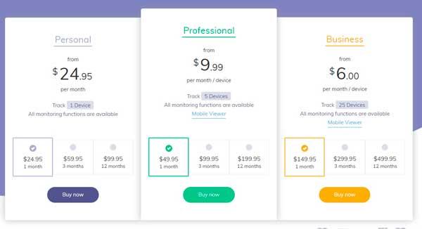 spy app Hoverwatch very low price