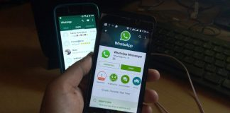 Hacking a WhatsApp Sending them an image