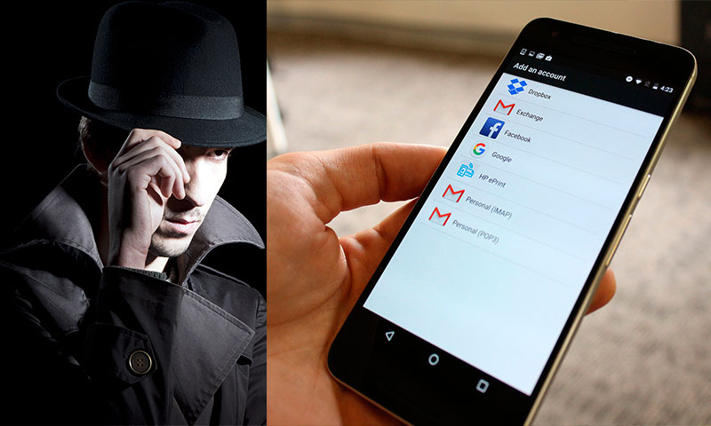 phone hacking apps with Android phones