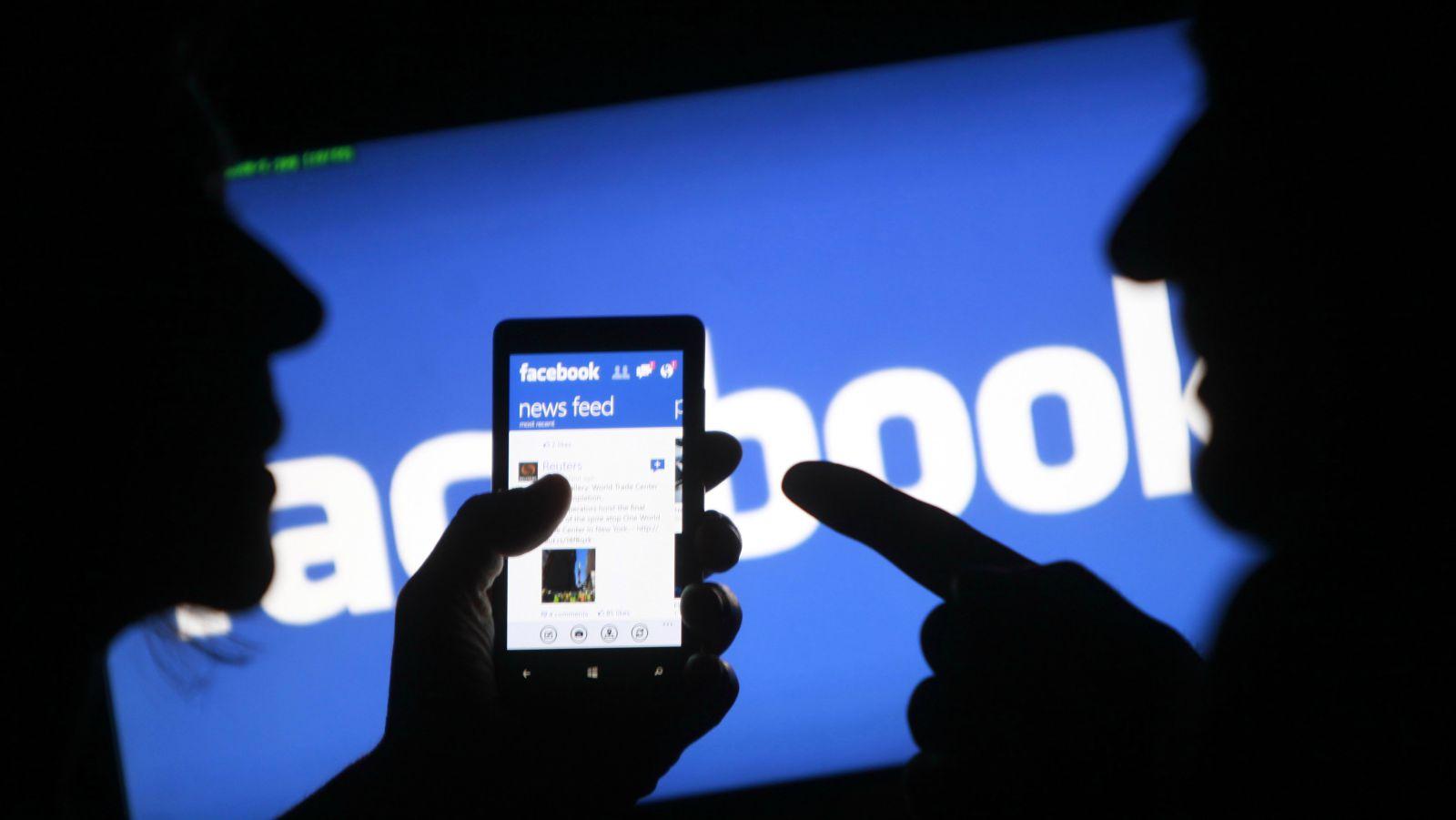 Hack Facebook page