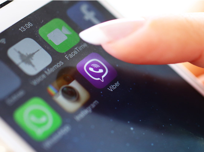 how to read other people's messages viber