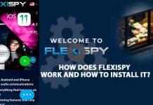 how to install FlexiSPY