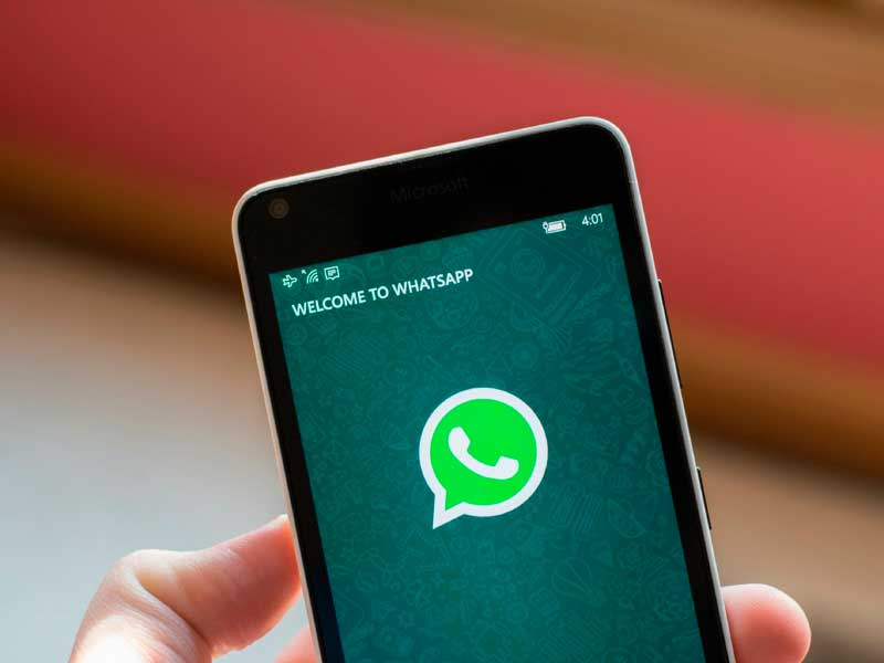 WhatsApp is a free messenger