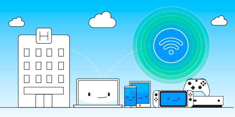 Hack A Wi-Fi with WEP Security
