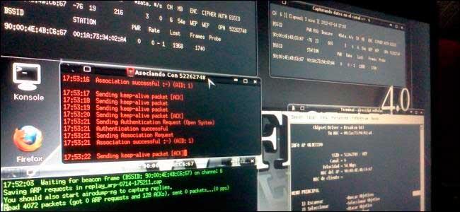 Hack a WiFi Network