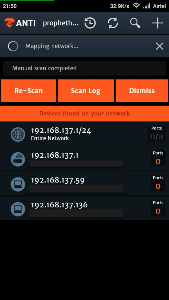 Hacking Apps for Android ZAnti Penetration