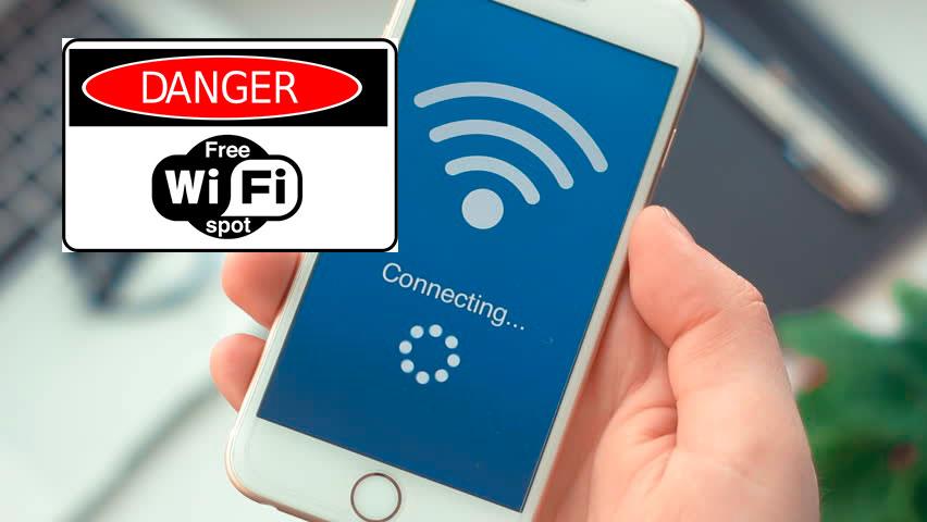 public Wi-Fi Avoid