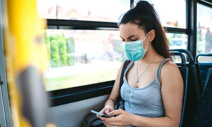 avoid spreading of the infection of Coronavirus