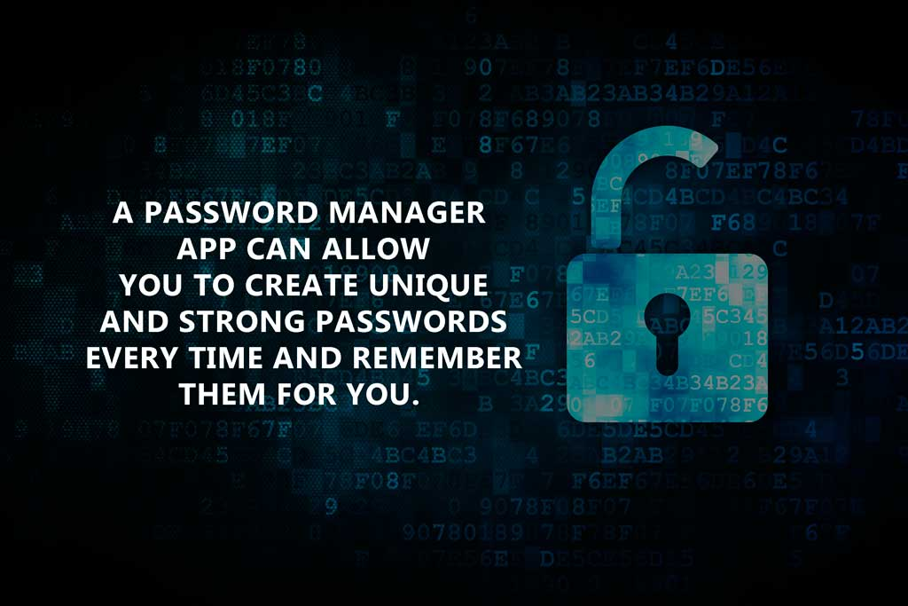 Why do I need Password Manager
