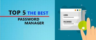 Top Password Manager
